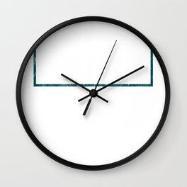 Philly Philly Funny Vintage Graphic Wall Clock
