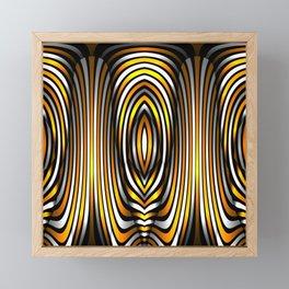 Fringe, 2360h98 Framed Mini Art Print