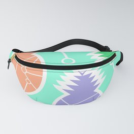 Pineapple network Fanny Pack