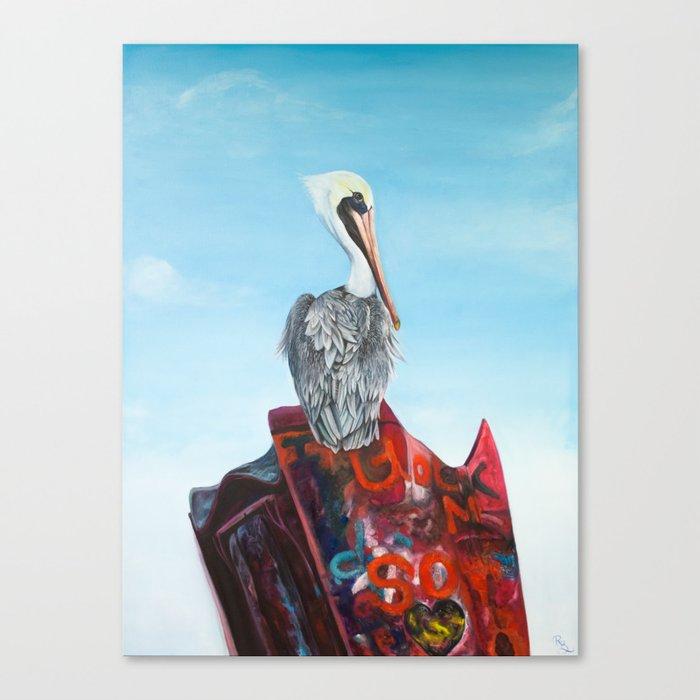 Cadillac Bay Canvas Print