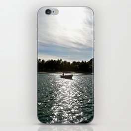 The Boat 1 iPhone Skin