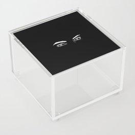 Heart Eyes Acrylic Box