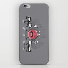 Sign Language iPhone & iPod Skin