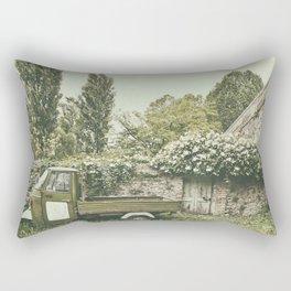 Italian country life Rectangular Pillow