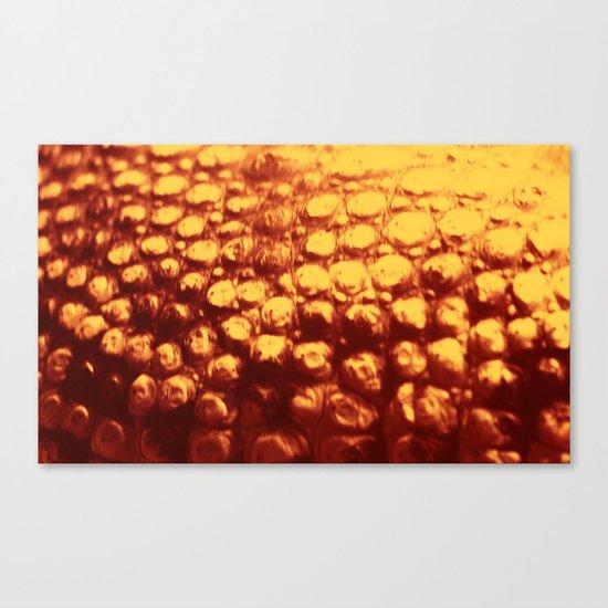 Croc Abstract V Canvas Print