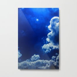 Close to God Metal Print