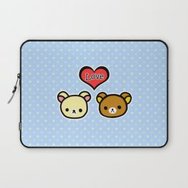Bear Love Laptop Sleeve