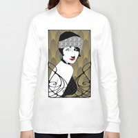 gatsby Long Sleeve T-shirts featuring Gatsby style by david_draft