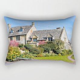 Captivating Property. Rectangular Pillow
