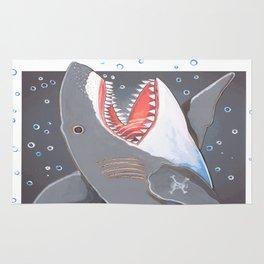 Hark a Shark Rug