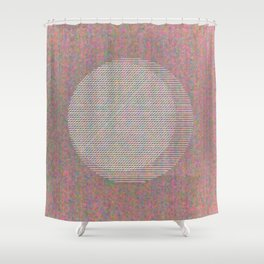 Linear Exposure Shower Curtain