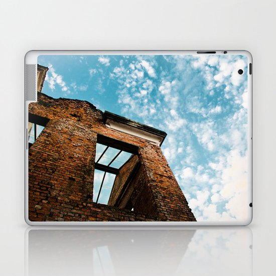 Ruins Park Laptop & iPad Skin
