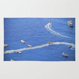 Amalfi coast, Italy 3 Rug
