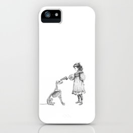 """Brix and Bailey """"Put Em Up"""" iPhone Case"""