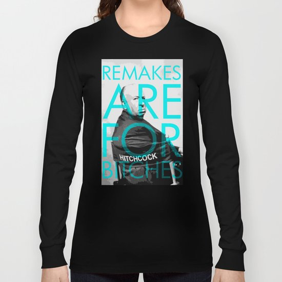 Movie Remakes Long Sleeve T-shirt