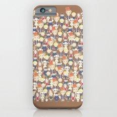 Willy Wonka Pattern iPhone 6 Slim Case