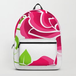 Wall Tapestries, Pillows, Soft Cases, Beautiful Rose Bouquets Backpack