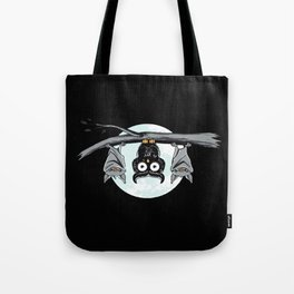 Cute Owl With Friends Tote Bag