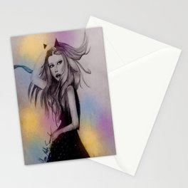 watercolor`s life Stationery Cards