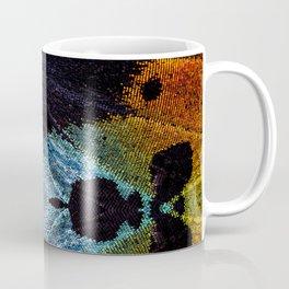 Mirrored Madagascan Sunset Moth Iridescence Coffee Mug