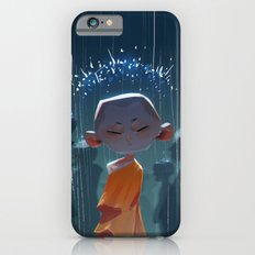 Monk in modern times iPhone 6s Slim Case