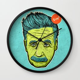 Science 4ever Wall Clock
