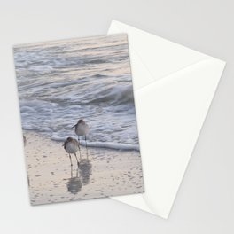 Sandpipers  Stationery Cards