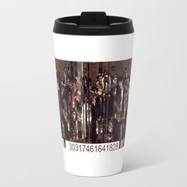 Barcode 13. Travel Mug