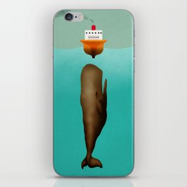 Bobbing for Boats iPhone Skin