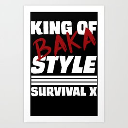 baka art prints | Society6