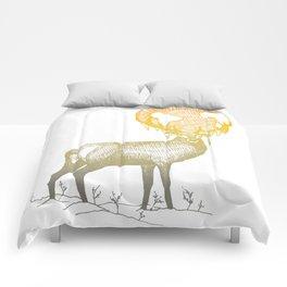 Deer God Comforters