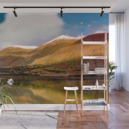 The Mac Gillycuddy's Reeks Wall Mural