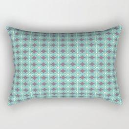 BELEN STAR FLOWER Rectangular Pillow