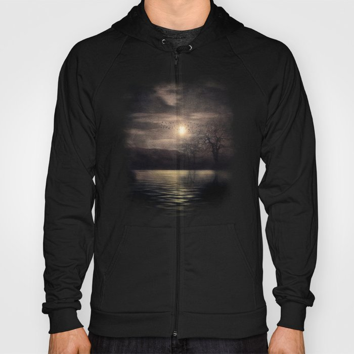 Sunset after the storm Hoody