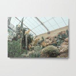 Botanical Gardens II - Garden #929 Metal Print