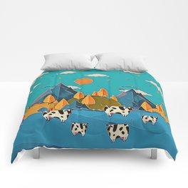 Cows Comforters