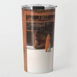 Amber Fort Travel Mug