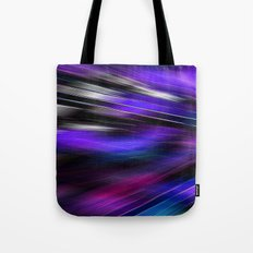 Re-Created  Feather ix by Robert S. Lee Tote Bag