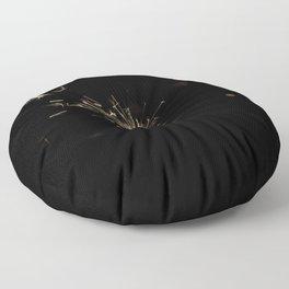 Firework For Cowards ;-) Floor Pillow