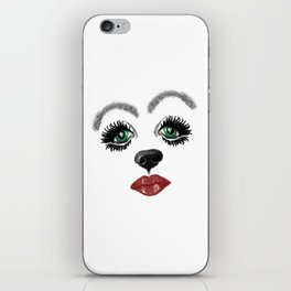 Did you say Snout? iPhone Skin