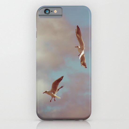 Seagulls iPhone & iPod Case