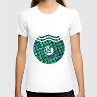 scales T-shirts featuring Scales by MeltingMiltons