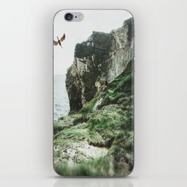 Long Way To Go iPhone Skin
