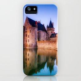 Sully Sur Loire, France iPhone Case