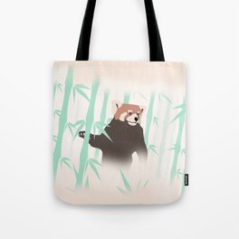 Smag the Red Panda Tote Bag