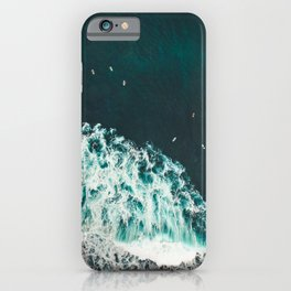 Aerial Ocean Photography Nature iPhone Case