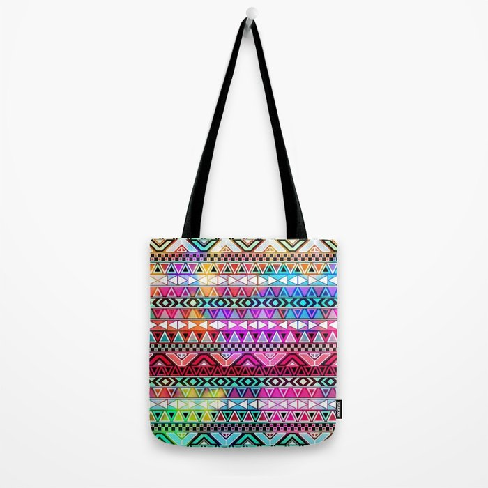 Colorful Tribal best decoration design ideas Tote Bag