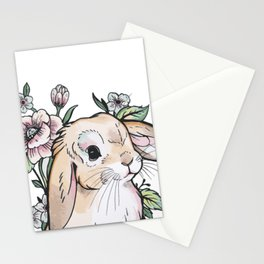 Rabbit  - Bunny  Stationery Cards