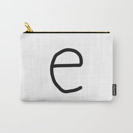 e LOVE Carry-All Pouch