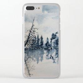 Herefoss-GerlindeStreit Clear iPhone Case